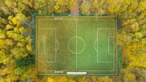 Papel + Fútbol: ritual de gol perfecto